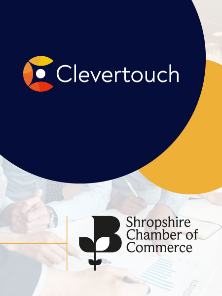 We're a Member of Shropshire Chamber of Commerce